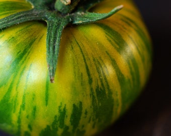 VTHZ) GREEN ZEBRA Tomato~Seeds!!!~~~~~~Lovely Heirloom!