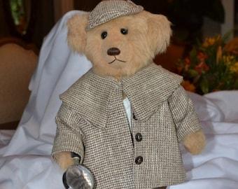 Police Teddy Bear Etsy