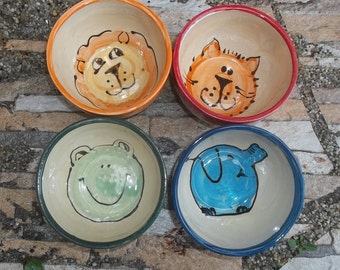 Cereal bowls - Set 4 pcs.