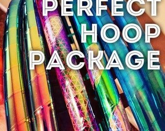 A Perfect Hoop Package- Fully Customizable (Polypro and HDPE Options)