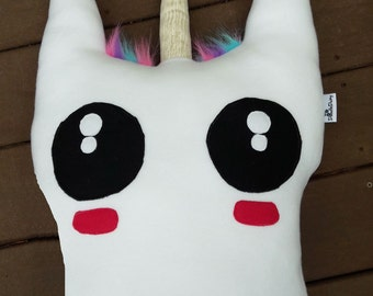 Unicorn toy pillow