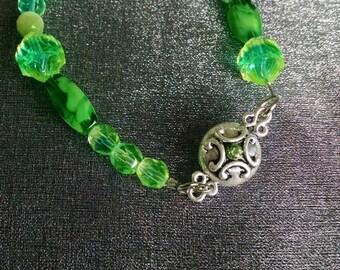 Elven Garden Bracelet