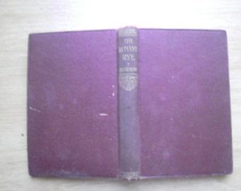 The Romany Rye by George Borrow old hardback book