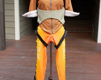 Overwatch Tracer Costume Replica