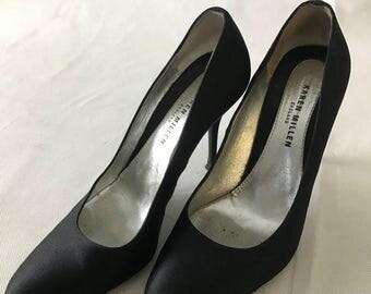 Karen Millen Satin Covered Heels