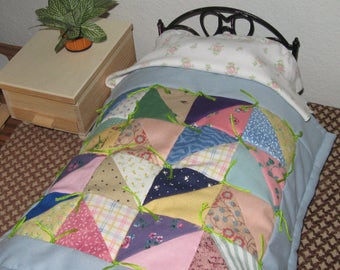 Barbie quilts; doll quilts; mini quilts