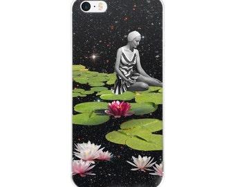 Waterlilies iPhone case -Phone 7 case, 7 Plus, iPhone 6s case, iPhone 6 case, iPhone 6 Plus case