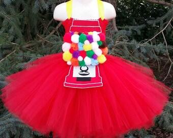 infant gumball machine costume