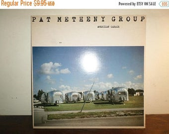 Save 30% Today Vintage 1979 Jazz Vinyl LP Record American Garage Pat Metheny Group Near Mint Condition 10755