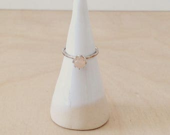 Light ring with Moonstone
