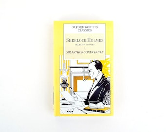 Sherlock Holmes Book of Selected Stories, Oxford World's Classics - Pocket Size