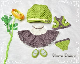 PATTERN  - Mia's Kiwi Clothes