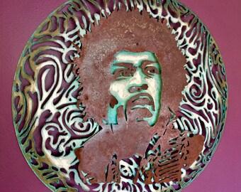 Jimmi Hendrix Gong