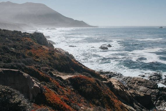 drive to big sur