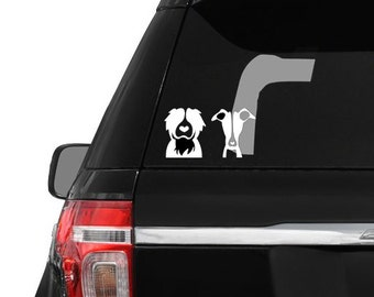 Custom Dog Decal Etsy - Make your own decal for car