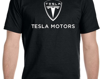 Tesla Motors , Electric Model S Roadster Car T-Shirt