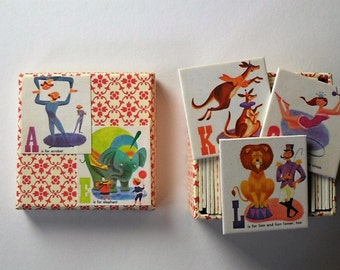 memory game alphabet abc children matching game