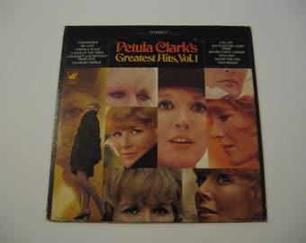 Petula Clark  -  Greatest Hits - Circa 1968