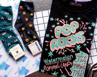 Kawaii Pop Rocks T-shirt