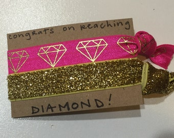 Beachbody Coach Gift | Diamond Rank | Hot Pink