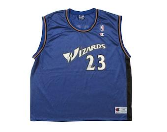 Vintage Michael Jordan Washington Wizards Champion Jersey