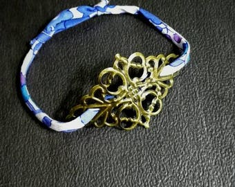 Liberty and bronze bracelet