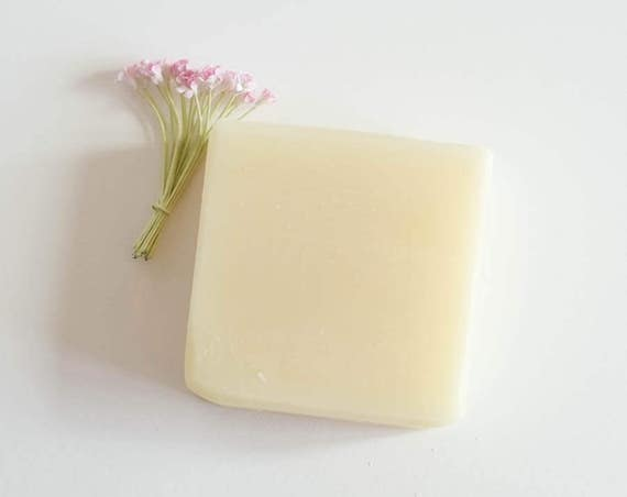 ANGIE | Scent-Free | 4oz | Fragrance and Additive Free | Made with Three Oils - Olive, Palm, Coconut