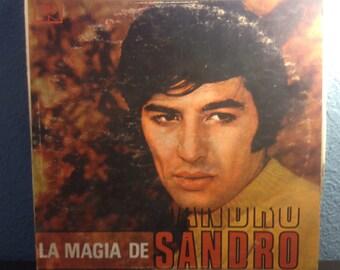 Sandro - La Magia de Sandro (Venezuelan Pressing) - Vinyl