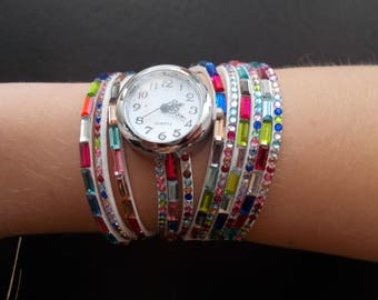 sale on 1 Beautiful  Multi Wrist Watch for special someone