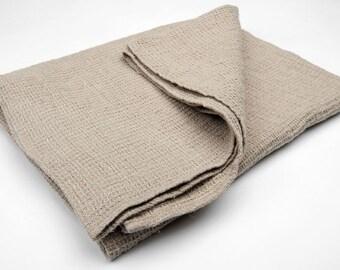 Gray linen bathroom towel, grey linen towel, pure linen towel, rustic linen towel, flax towel, eco friendly towel, flax bathroom towel