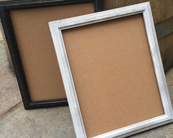 "8x10"" solid wood frame, distressed picture frame"