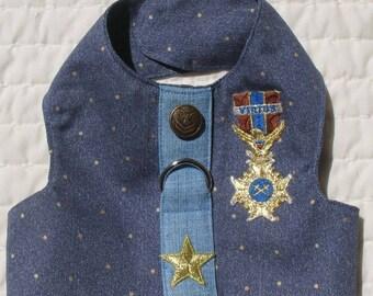 Military Harness Vest XSm