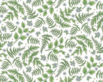 Roam Sweet Home - Ferns 8224-W by Maywood Studio Cotton Fabric Yardage