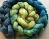 Sage and Dusty 3.7 oz Corriedale top for spinning OOAK