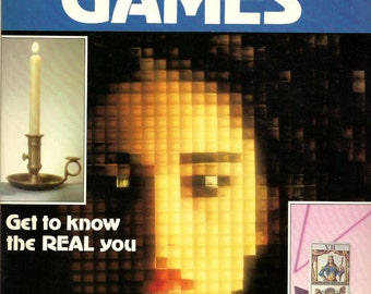 ISBN 035612777X , Personality Games : Get To Know The Real You (Hardcover) by Pino Gilioli 1986