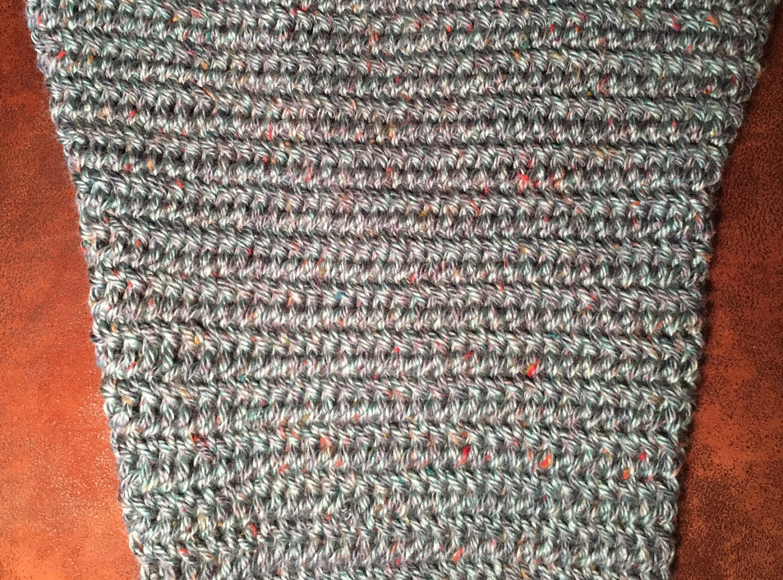 Georgia Afghan Knitting Pattern : Mermaid Blanket -- a loom knit pattern from ...
