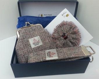 Harris Tweed Accessory Gift Set