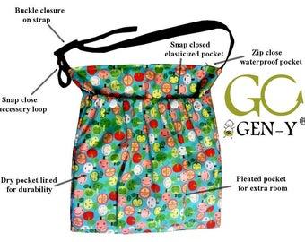 GEN-Y French Wallpaper GO Bag