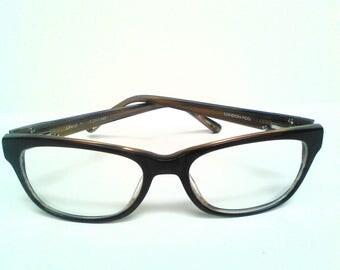 London Fog reading glasses fashionable reading glasses brown frames readers brown glasses