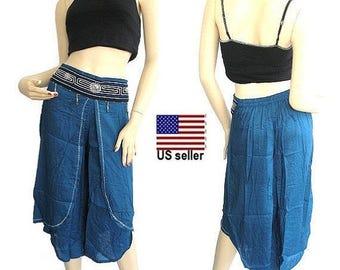 Women wide leg pants  ...PDK0201