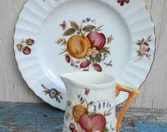 Pretty Royal Worcester Bone China Dishes!