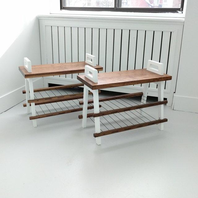 mobilier et accessoires pour petits espaces par usetcoutumes. Black Bedroom Furniture Sets. Home Design Ideas