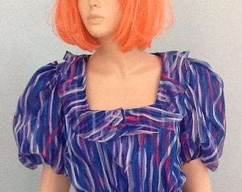 80's Dress,Cachet,Size M