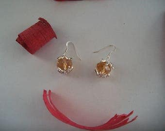 earring Silver 925 and swarovski