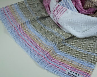 Handwoven Lace Scarf