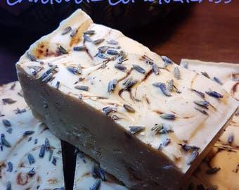 Alaska Blueberry Lavender Lemongrass Organic Soap