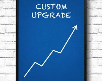Custom Upgrade