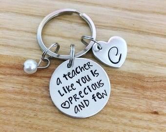 Personalized Teacher Gift - Teacher Appreciation Gift - thank you gift for teacher - Preschool teacher gift - Kindergarten Graduation Gift