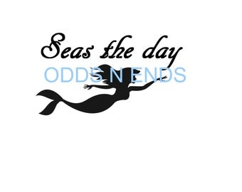 Seas the day SVG