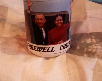 President Obama Farewell Coffee Mug